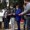 Vecinos de Loncura inauguran plaza comunitaria con aportes de Codelco Ventanas